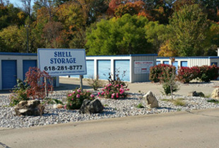 Southwoods Storage in Columbia IL Provides Superior Self-Storage in Columbia Illinois