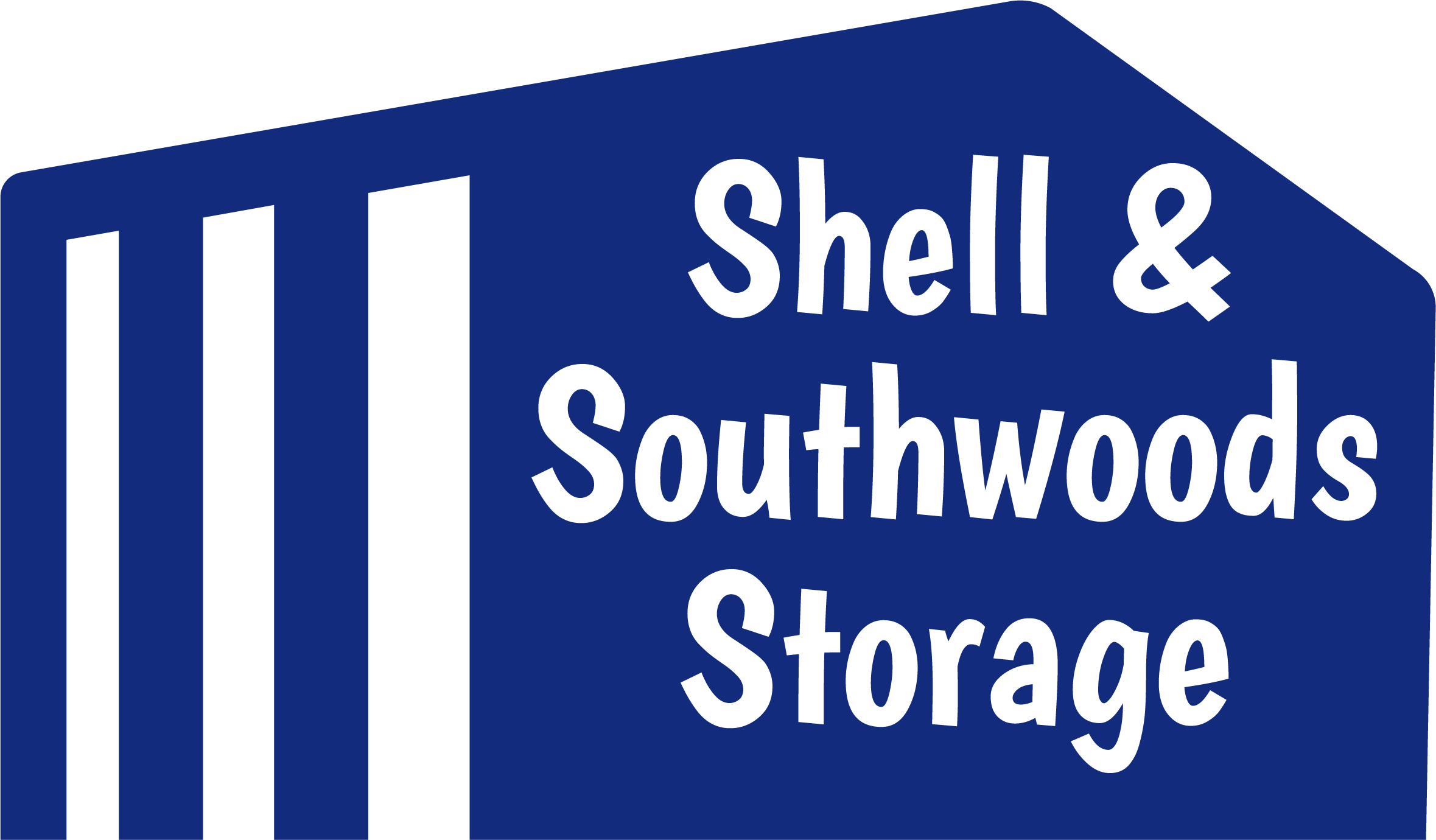 Shell & Southwoods Storage Logo